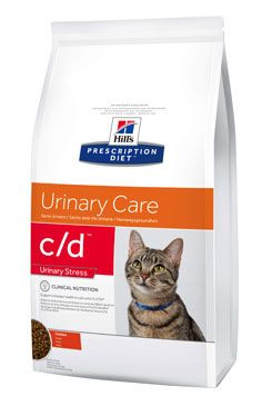 Hill's Fel. C/D Dry Urinary Stress 400g