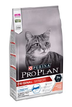ProPlan Cat Senior Salmon 3kg