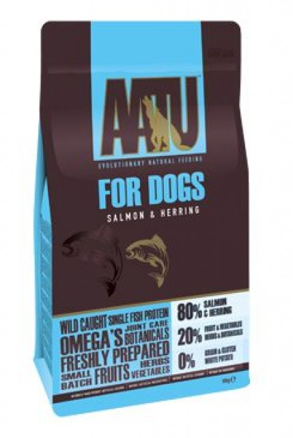 AATU Dog 80/20 Salmon & Herring 10kg