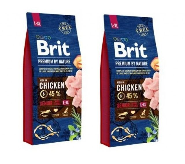 brit-premium-dog-by-nature-senior-l-xl-2x15kg