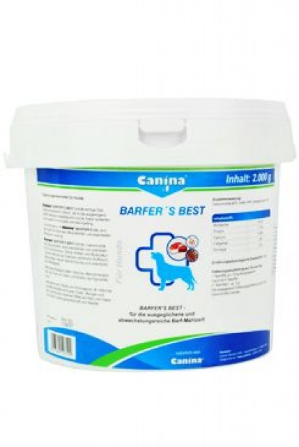 Canina Barfer's Best 2000g