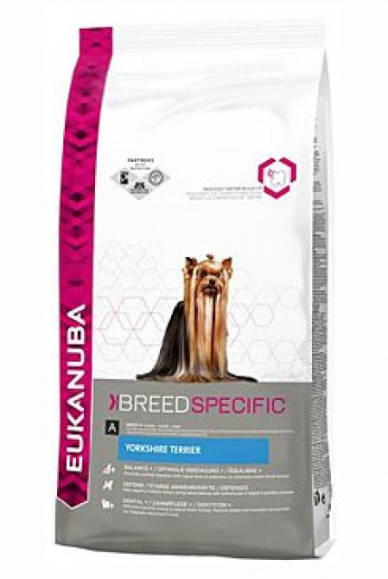 Eukanuba Dog Breed N. Yorkshire Terrier 2kg