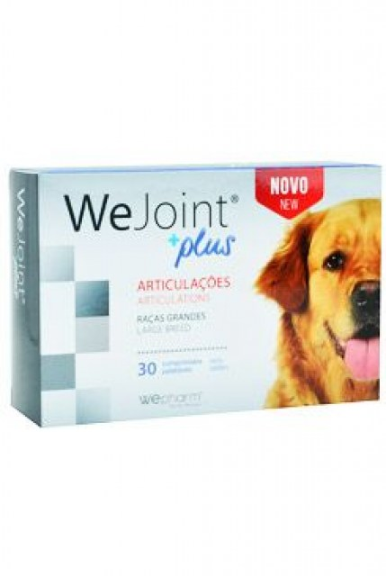 WeJoint Plus large breeds 30tbl