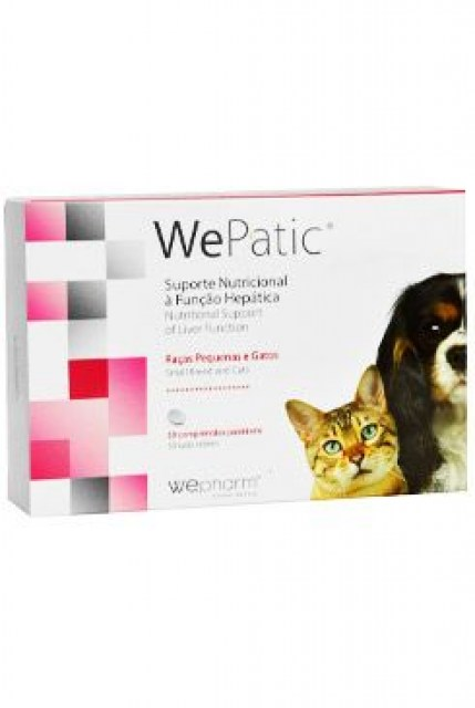 WePatic small breeds & cats 30 tbl