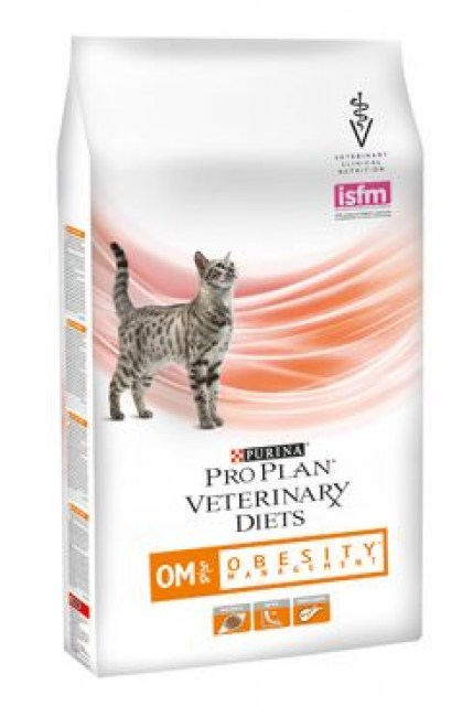 Purina PPVD Feline OM Obesity Management 5kg