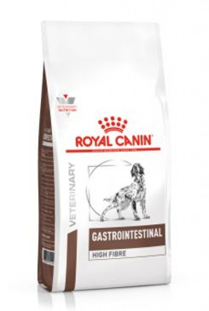 Royal Canin VD Canine Gastro Intest High Fibre 2kg