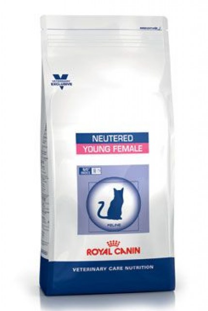 Royal Canin VC Feline Neutered Young Female S/O 1,5kg
