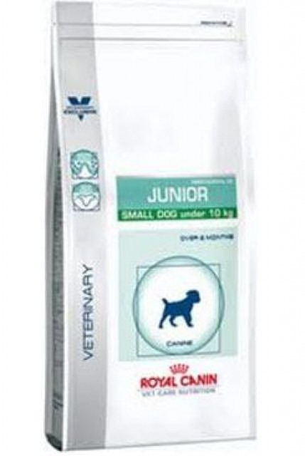 Royal Canin VC Canine Junior Small Dog 2kg