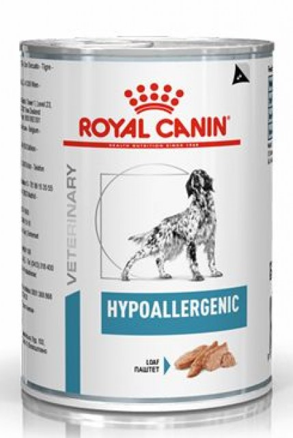 Royal Canin VD Canine Hypoall 400g konz