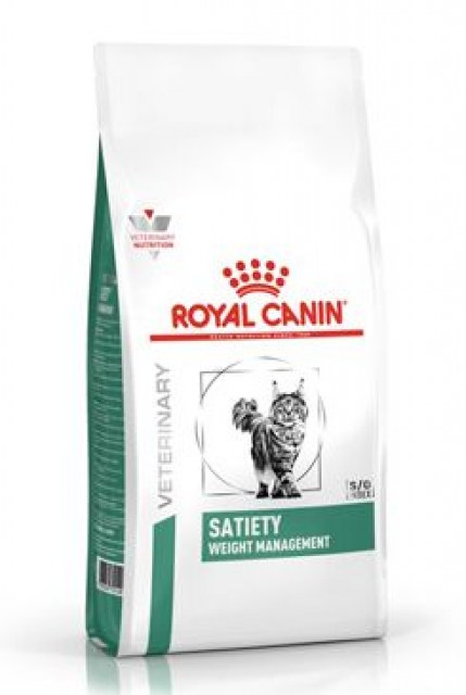 Royal Canin VD Feline Satiety Weight Management 3,5kg