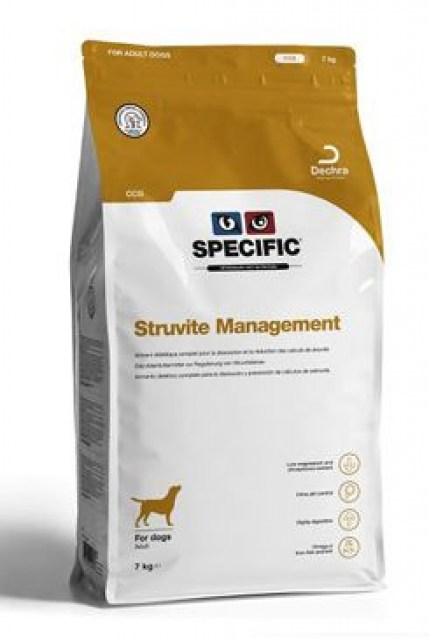 Specific CCD Struvite Management 12kg pes
