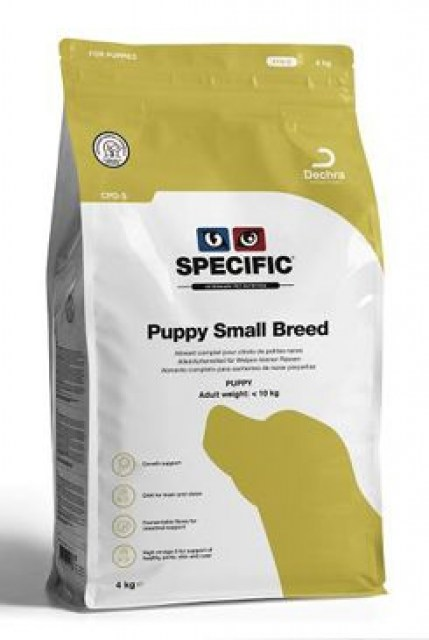 Specific CPD-S Puppy Small Breed 4kg pes
