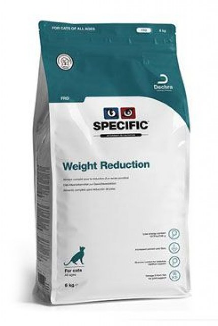 Specific FRD Weight Reduction 1,6kg kočka