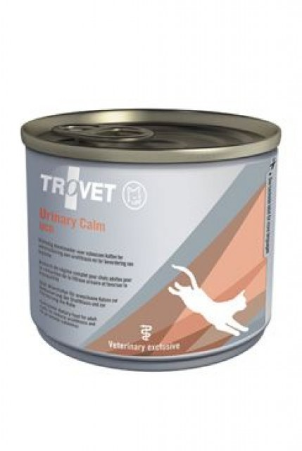 Trovet kočka UCD Urinary Calm konz. 200g
