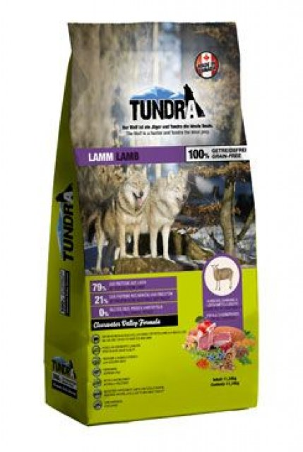 Tundra Dog Lamb Clearwater Valle Formula 11,34kg