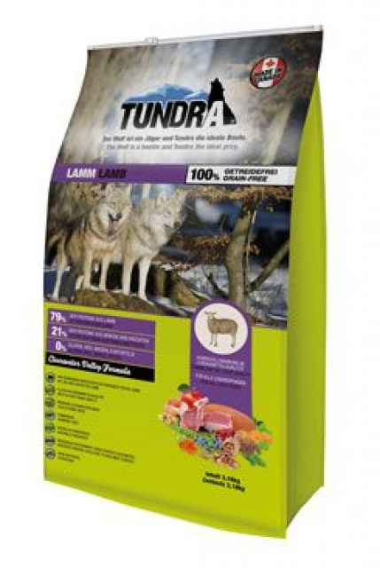 Tundra Dog Lamb Clearwater Valle Formula 3,18kg