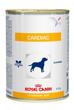 Royal Canin VD Canine Cardiac 410g konz