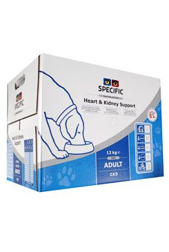 Specific CKD Heart & Kidney Support 3x4kg pes